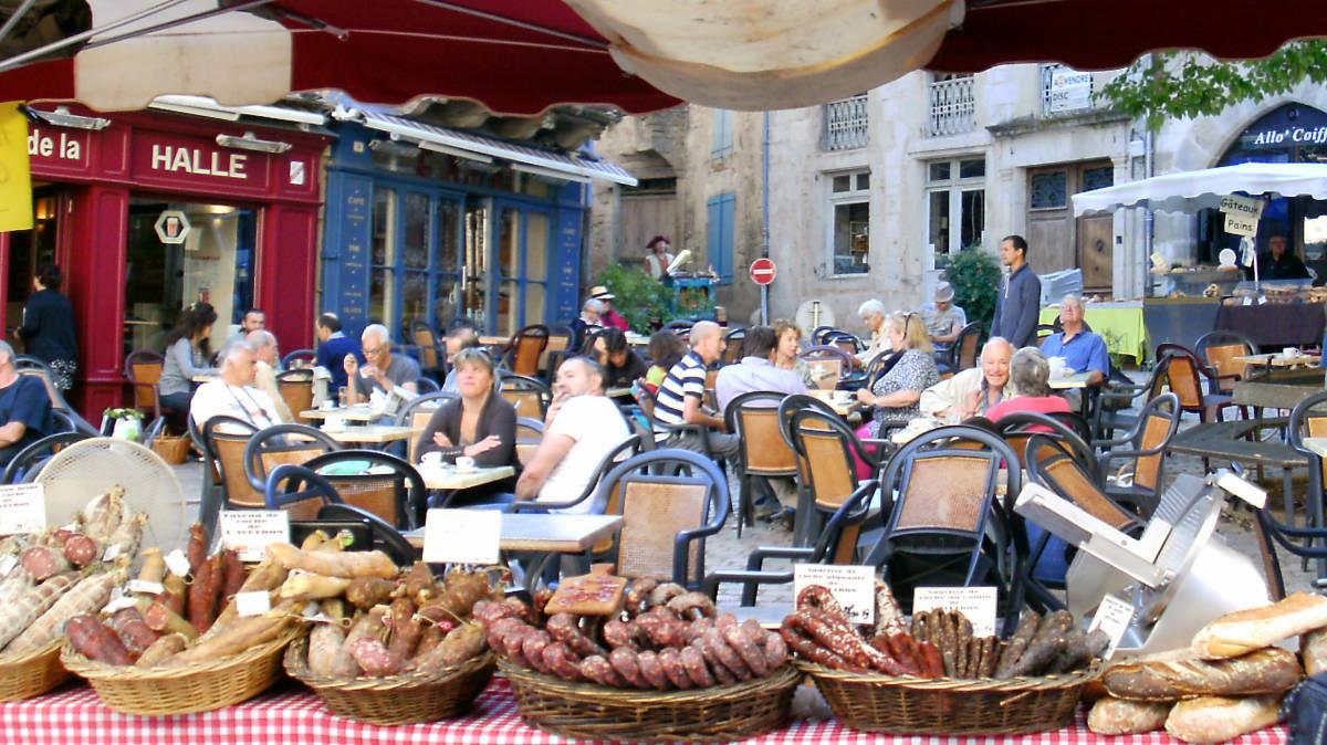 Marché Saint-Antonin-Noble-Val