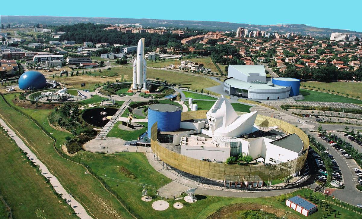 Toulouse Cité de L'Espace